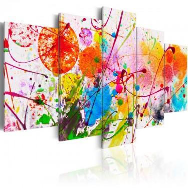 Obraz  Lato kolorów