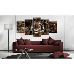 Obraz  Strażnik dżungli