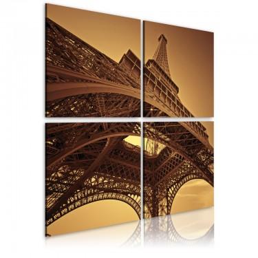Obraz  Paryż  Wieża Eiffla