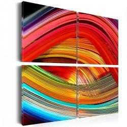 Obraz - Barwna odchłań
