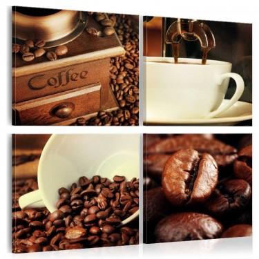 Obraz  Kawowa degustacja