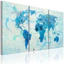 Obraz Kontynenty jak oceany