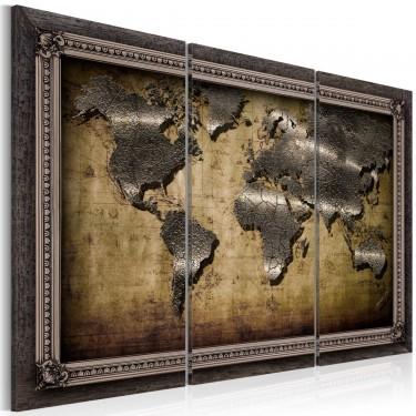 Obraz  Obramowany Świat