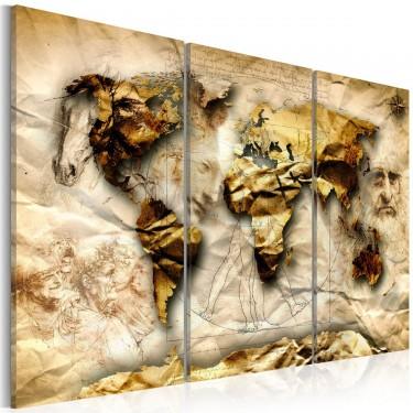 Obraz  Anatomia świata