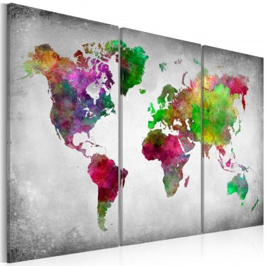 Obraz  Różnorodność świata