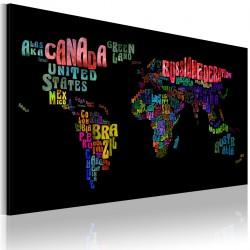 Obraz Nazwy państw