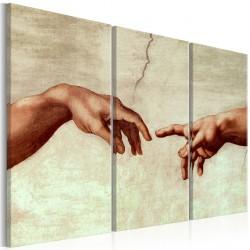 Obraz Dotyk Boga