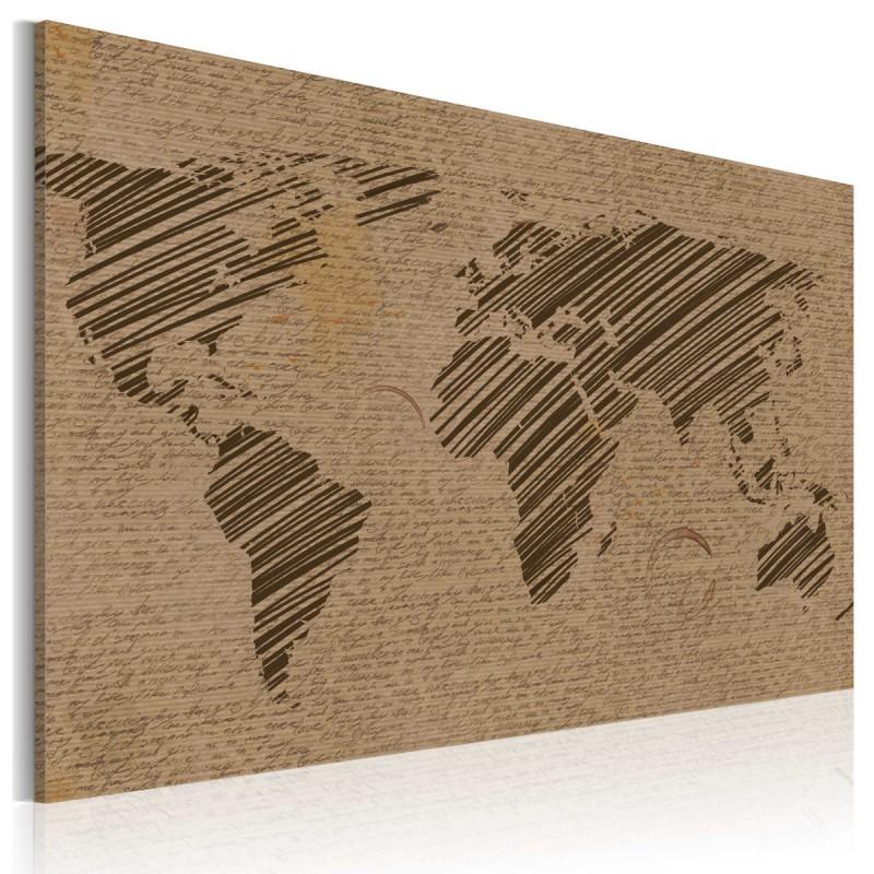 Obraz Zapiski ze świata