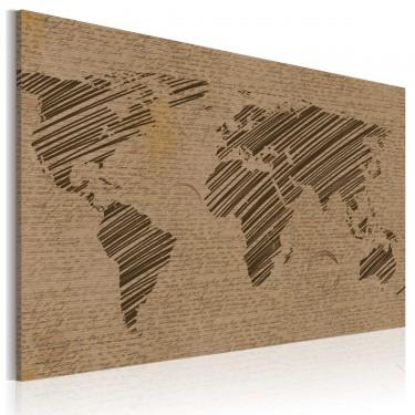 Obraz - Zapiski ze świata