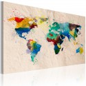 Obraz Świat kolorów