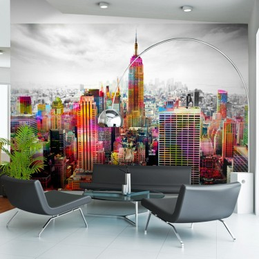 Fototapeta  Colors of New York City II