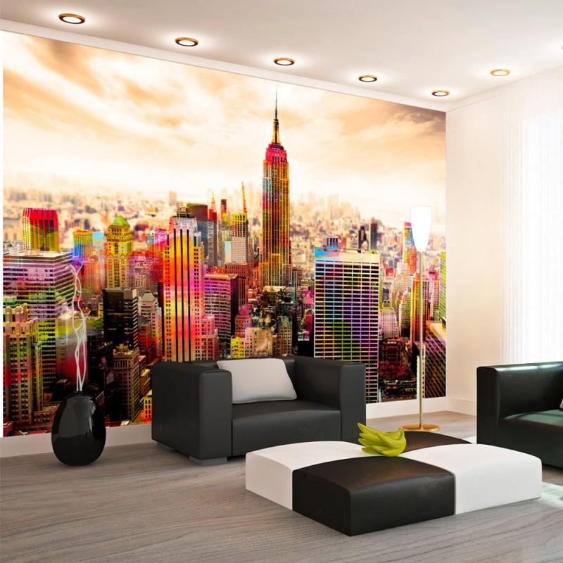 Fototapeta  Colors of New York City III