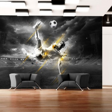 Fototapeta  Legenda futbolu