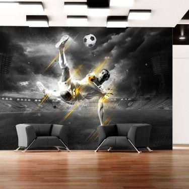 Fototapeta - Legenda futbolu