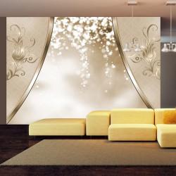 Fototapeta - Złoty pył
