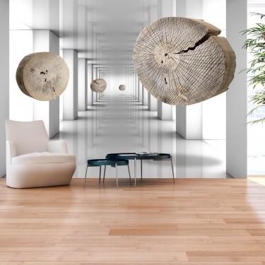 Fototapeta  Pomysłowy korytarz