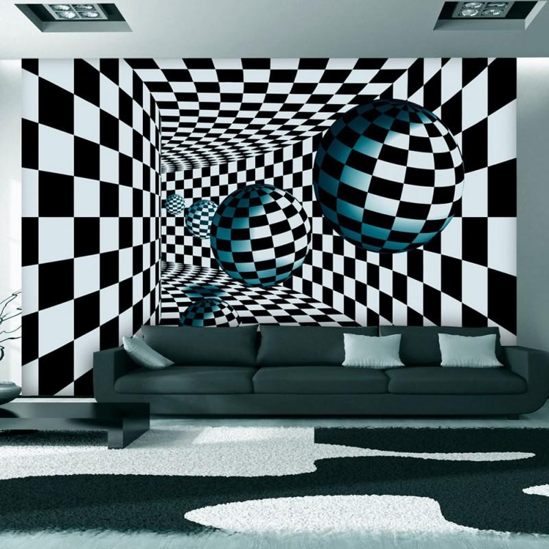 Fototapeta Zwariowany tunel