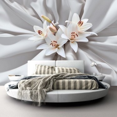 Fototapeta  Zmysłowe lilie