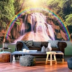 Fototapeta - Magiczny wodospad