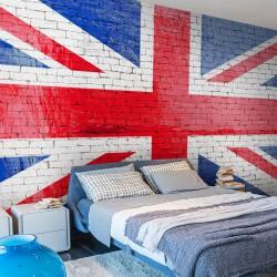 Fototapeta - Brytyjska flaga