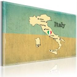 Obraz  Serce Włoch