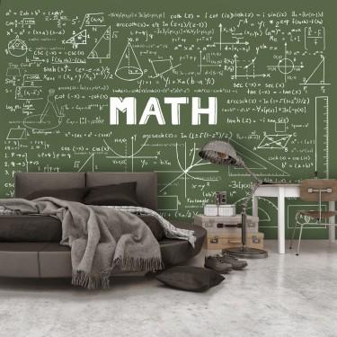 Fototapeta  Matematyczne wzory
