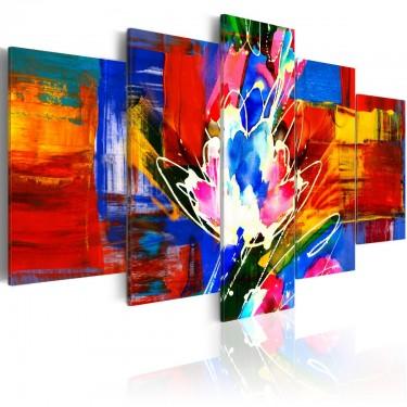 Obraz  Moc kolorów
