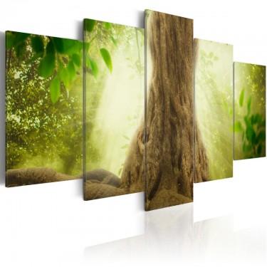 Obraz  Drzewo elfów
