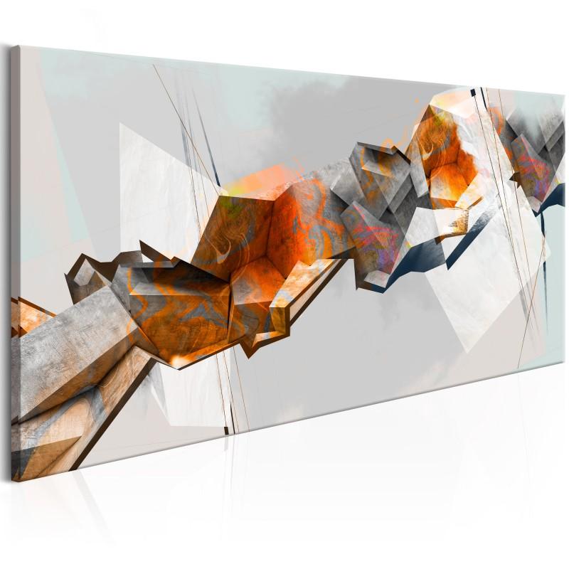 Obraz  Abstrakcyjny łańcuch