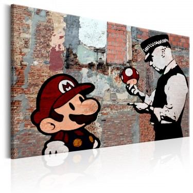 Obraz  Banksy Ostatni raz