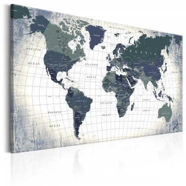 Obraz  Struktura świata