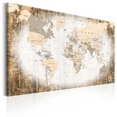 Obraz  Enklawa świata