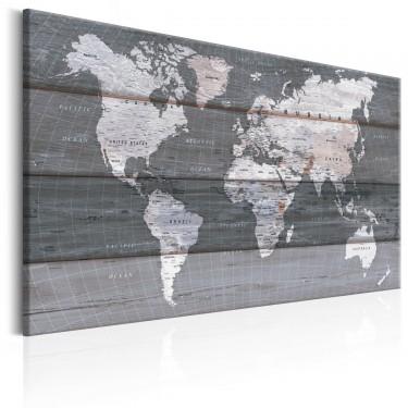 Obraz  Szara Ziemia