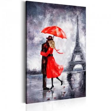 Obraz  Miłość w Paryżu
