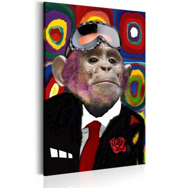 Obraz  Mr. Monkey