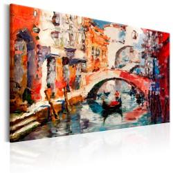 Obraz  Lato w Wenecji