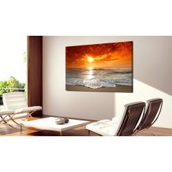 Obraz  Przepiękna plaża