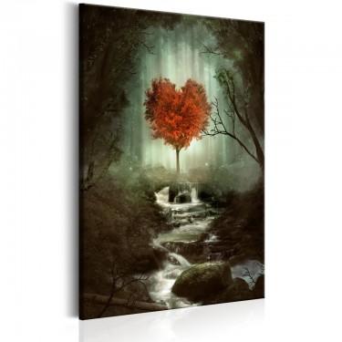 Obraz  Studnia miłości