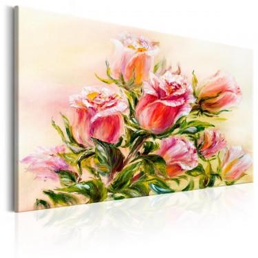 Obraz  Cudowne róże
