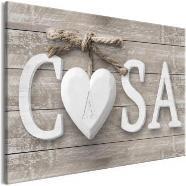 Obraz  Casa (1częściowy) szeroki
