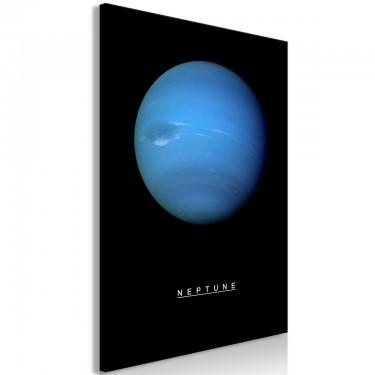 Obraz  Neptun (1częściowy) pionowy