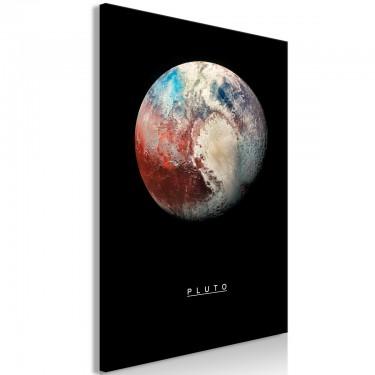 Obraz  Pluton (1częściowy) pionowy