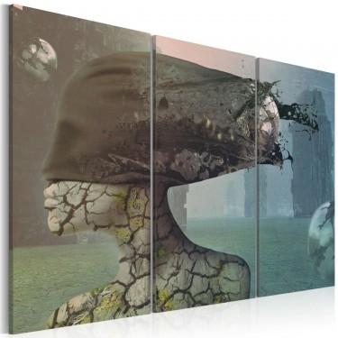 Obraz  Brainstorm  triptych