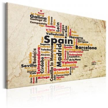 Obraz  Hiszpańskie miasta (ES)