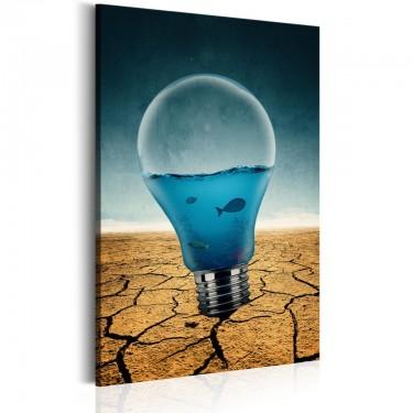 Obraz  Akwarium pomysłów