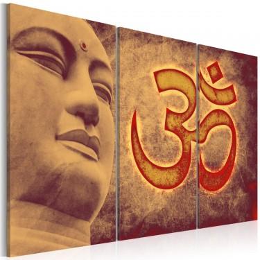 Obraz  Budda  symbol