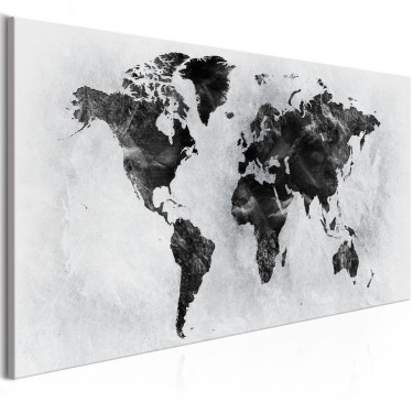 Obraz  Betonowy świat (1częściowy) szeroki