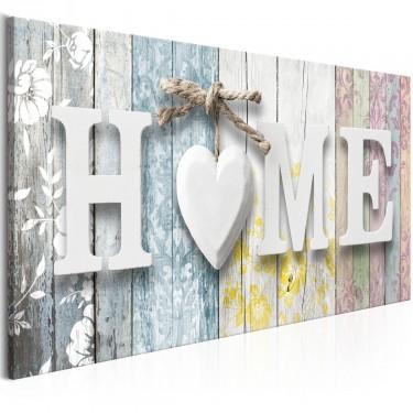 Obraz  Zapach domu (1częściowy) kolorowy szeroki