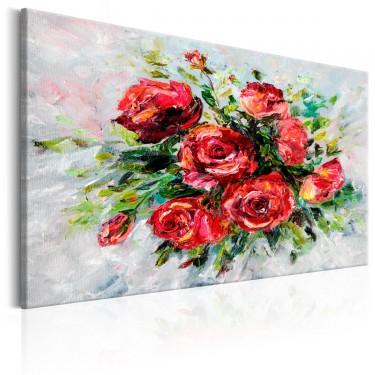 Obraz  Kwiaty miłości