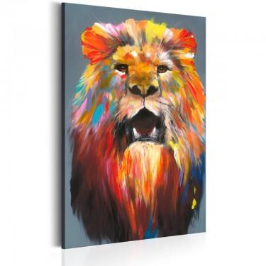 Obraz  Władca kolorów